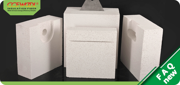 The formation of lightweight insulation brick