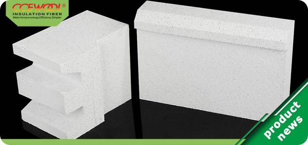 Composition of high strength lightweight mullite insulation brick