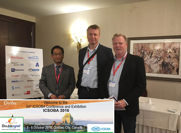 34th ICSOBA Conference and Exhibition