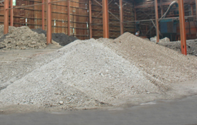Raw material control