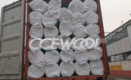 Indian customers - CCEWOOL ceramic fiber blanket