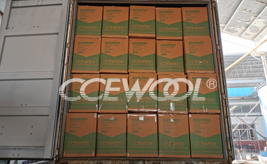Polish customer - CCEWOOL ceramic fiber blanket