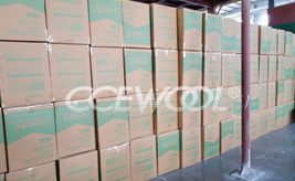 Australia customer - CCEWOOL soluble fiber blanket