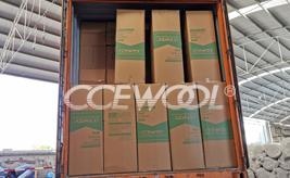 Spain customer - CCEWOOL ceramic fiber blanket