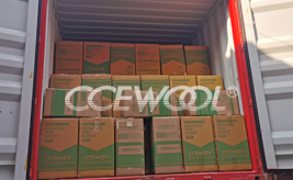 Indonesia customer - CCEWOOL refractory ceramic fibre blanket