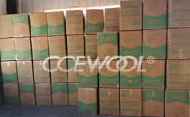Australian customer - CCEWOOL soluble insulation fiber blanket