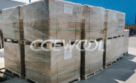 UK customer - CCEFIRE mullite insulation fire brick delivery