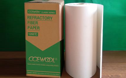 CCEWOOL® classic series ceramic fiber paper