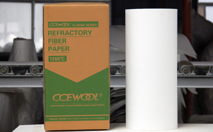 CCEWOOL® research series ceramic fiber retardant paper