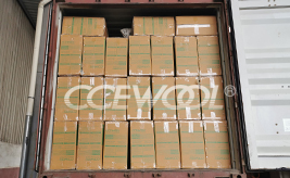 Malaysian customer - CCEWOOL high temp ceramic fiber module