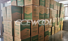 UK customer - CCEWOOL insulation soluble fiber blanket