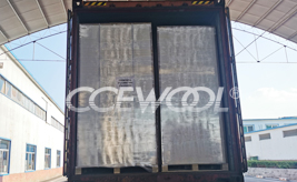 Polish customer - CCEWOOL insulation ceramic board