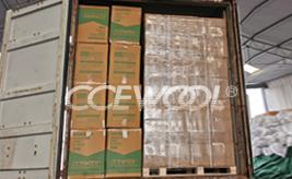 Polish customer - CCEWOOL aluminum silicate fiber blanket