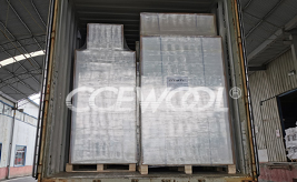 Russian customer - CCEWOOL high temp ceramic fiber board