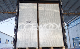 Polish customer - CCEWOOL ceramic fiber insulation board