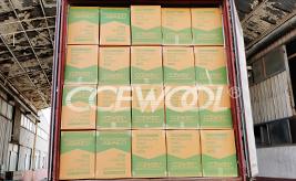 Guatemala customer - CCEWOOL refractory ceramic fiber blanket