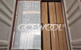 Polish customer - CCEWOOL ceramic fiber board insulation