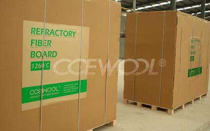 Large Size Ceramic Fiber Board