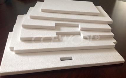 Wall Hung Ceramic Fiber Board