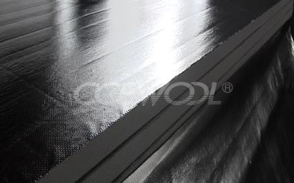 Aluminum Foil Ceramic Fiber Board
