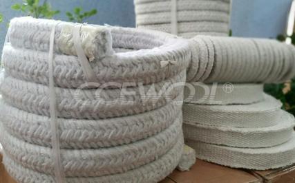 CCEWOOL® classic series ceramic fiber rope