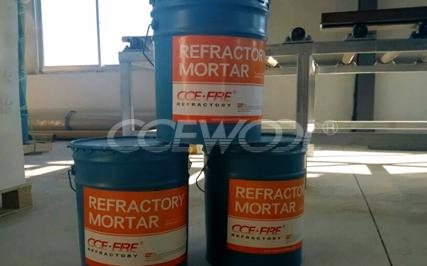 CCEWOOL® Refractory Mortar