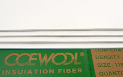 CCEWOOL® research series ultra thin ceramic fiber board