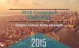 2015 Ceramitec Fair
