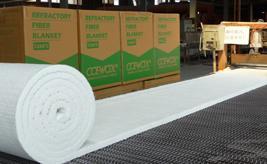 CCEWOOL® research series ceramic fiber aluminum foil blanket