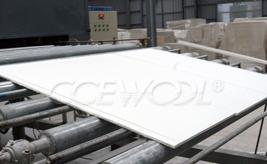 Ultra Thin Ceramic Fiber Board