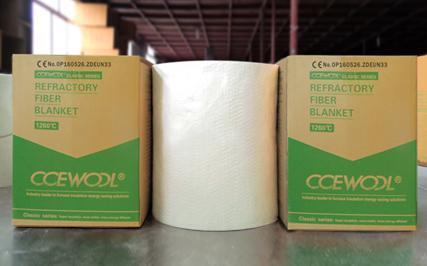 CCEWOOL® classic series ceramic fiber blanket