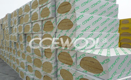 Delivery of CCEWOOL rock wool blanket and rock wool board